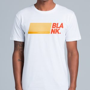 Retro Logo_White Tee